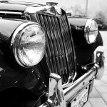 1954 MG Roadster